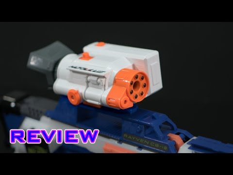 [REVIEW] Nerf Modulus Zoom Scope | NIGHT VISION!?