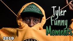 Tyler, The Creator Best/Funny Moments (2019)
