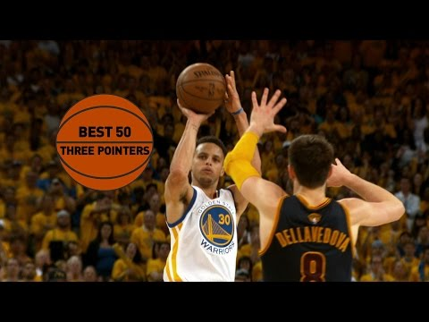 Best 50 Three-Pointers: 2015 NBA Season