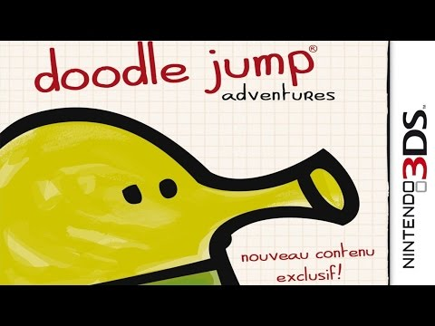 Get Doodle Jump Adventures Gameplay {Nintendo 3DS} {60 FPS} {1080p} Snapshots