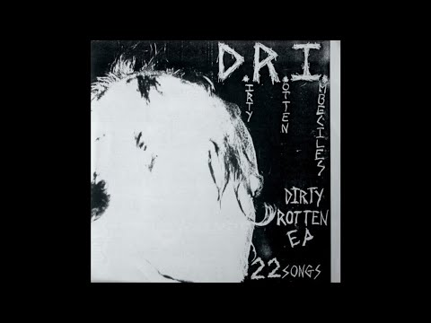 D.R.I. (US) - Dirty Rotten EP (1983)