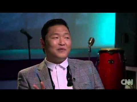 Funny Interview With PSY
