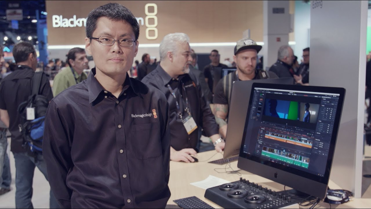 Blackmagic Design DaVinci Resolve Studio - Toolfarm