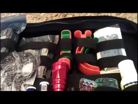 Fully Stocked Stomp Medical First Aid Kit Back Pack Review
