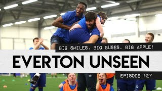 Download Video EVERTON UNSEEN #27: GOMES/MINA DANCE OFF AND BERNARD SPEAKS SCOUSE MP3 3GP MP4