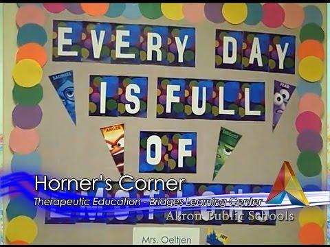 Horner's Corner - Bridges Learning Center