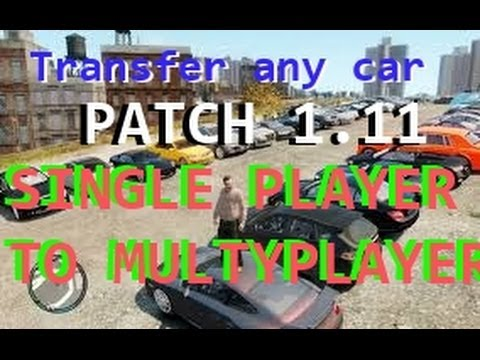 GTA 5 Online:Transfer ANY Single Player Car to Multiplayer