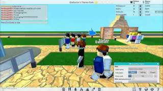 Best Tycoon EVER!!!| Theme Park Tycoon Roblox