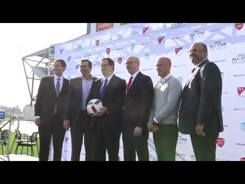Arsenal FC announced as 2016 MLS All-Star Game Opponent