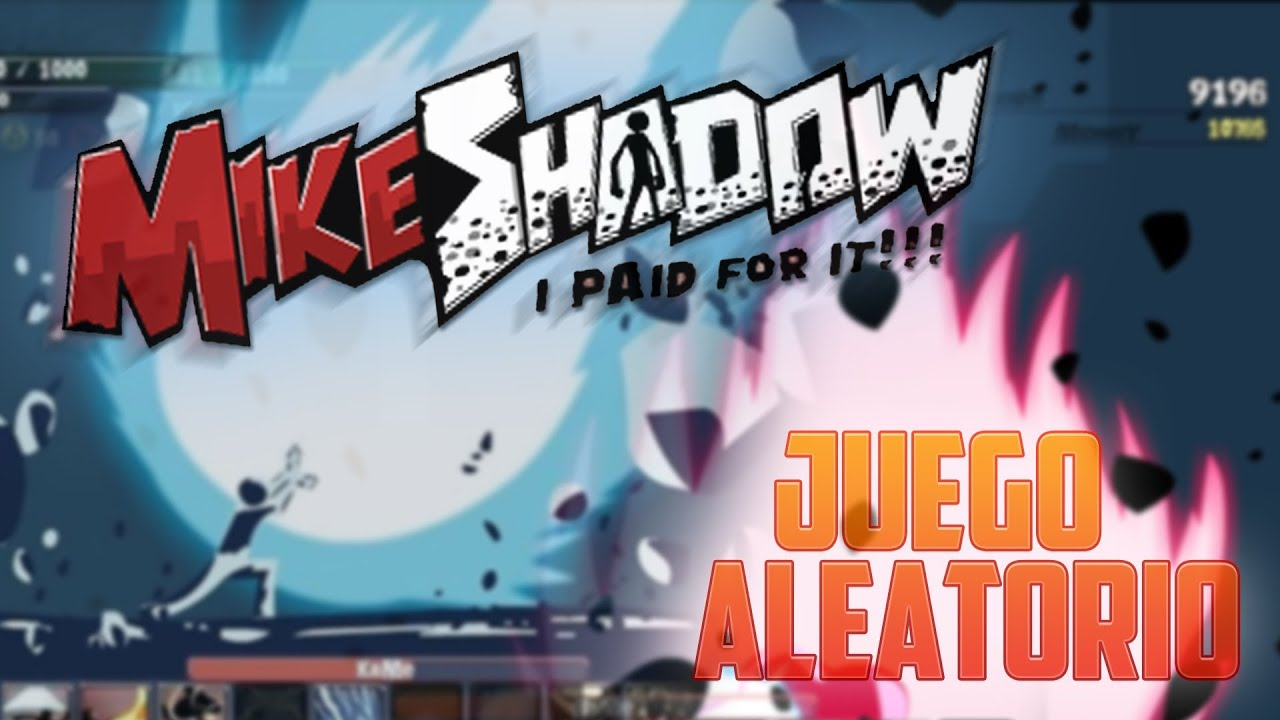 Mike Shadow 2