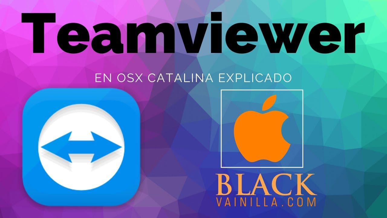 Teamviewer Osx