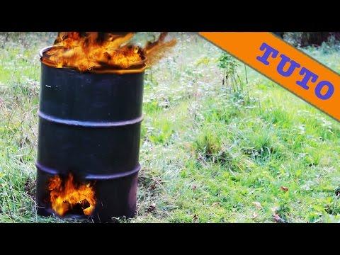 Comment faire du charbon de bois le blog de bleez - Comment faire du charbon de bois ...