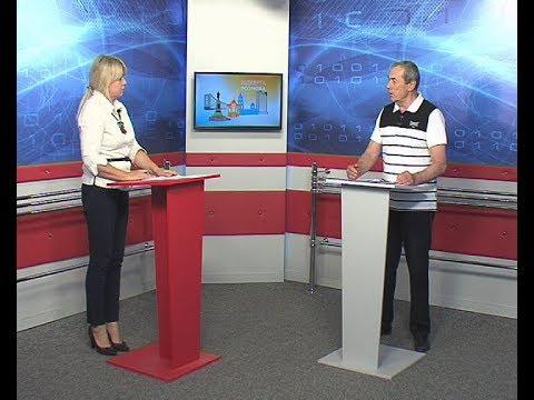 Телеканал ATV: Відверта розмова з Миколою Березіним.25 вересня 217.