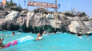feel the summer at klir waterpark resort...
