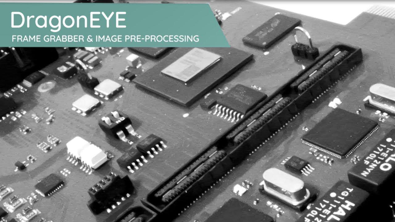 GigE Vision Frame Grabber & Processing - Entegra