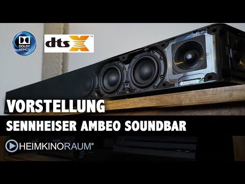 Die beste Soundbar 2020? Sennheiser Ambeo im Praxistest überzeugt!