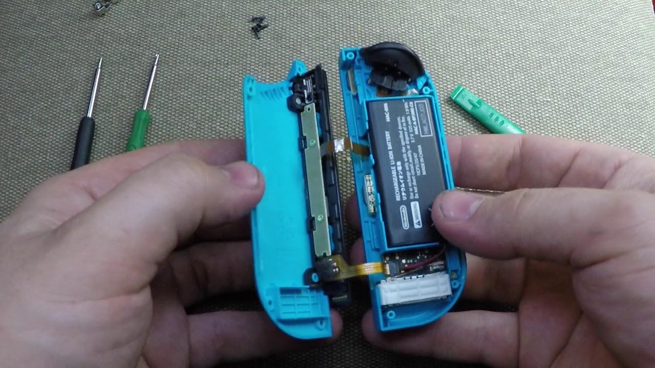 Joycon lock replacement (Metal locks)