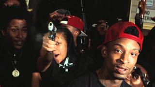 """21 Savage """"Air It Out"""" Feat. Young Nudy (Hoodrich Films - Official Music Video)"""