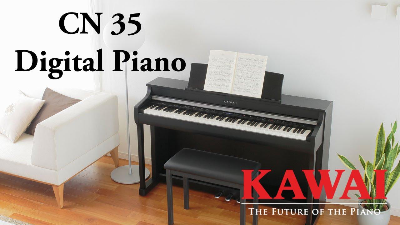 Alat Musik | Home Digital Piano | Kawai CN-35