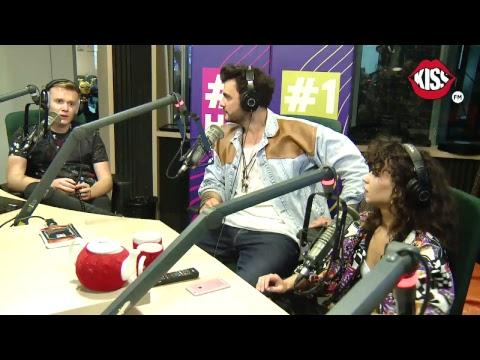 Tostogan & Ami live la KissFM - Razi cu Rusu si Andrei