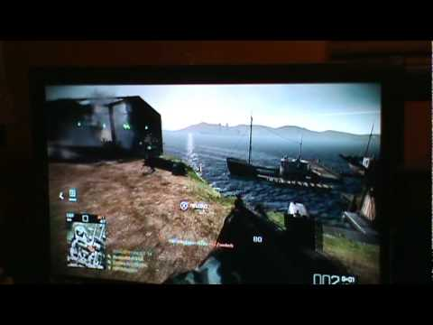 Battlefield: Bad Company 2 Gameplay with PDP's AX.1 Afterglow Controller for Xbox 360