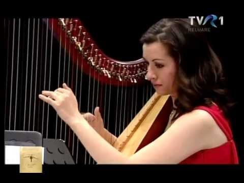 Duo Cell'Arpa Cello and Harp The Nightingale by Deborah HensonConant