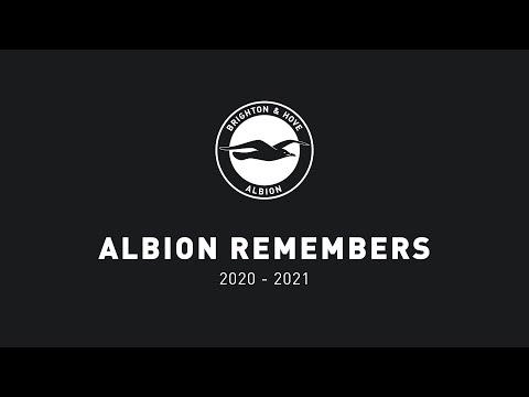 Brighton & Hove Albion Obituaries 2020/21