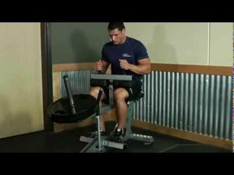 Calves exercises guide 5