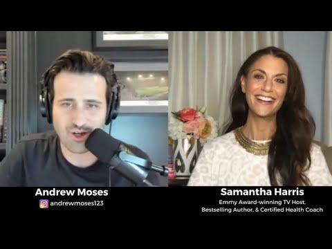 Samantha Harris: The Cog in the Wheel Mindset