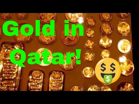 Duty Free AU Gold at Doha Hamad International & some Gold purchases