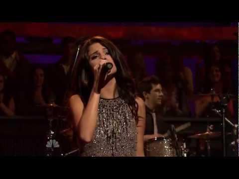 Selena Gomez & The Scene - Who Says (live On Jimmy Fallon)