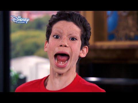Jessie | OMG Luke Loses His Eyebrows! 😂 | Disney Channel UK