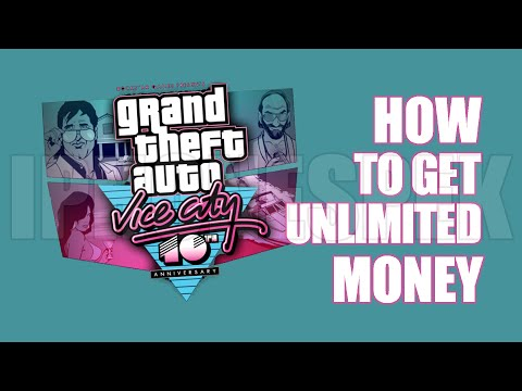 How To Get Unlimited Money Grand Theft Auto Vice City IOS 9 IPhone IPad IPod Touch