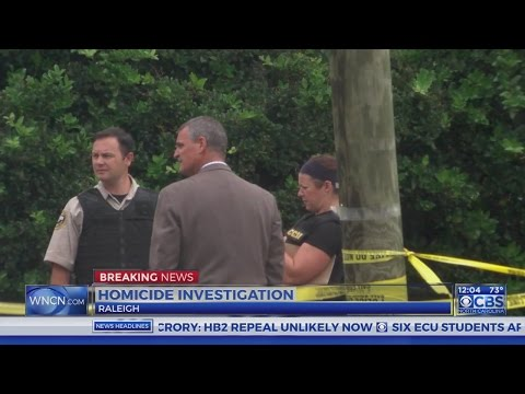Raleigh police investigate downtown homicide