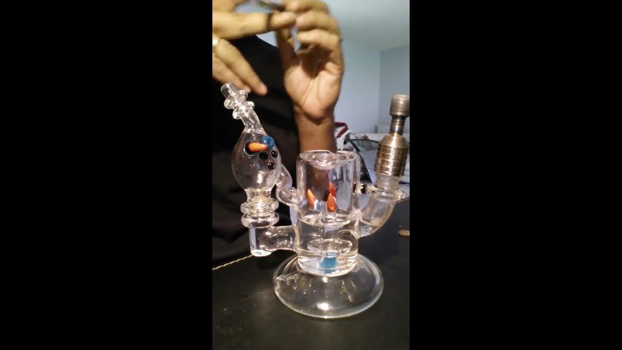 Oil Rig Recycler Dab Youtube