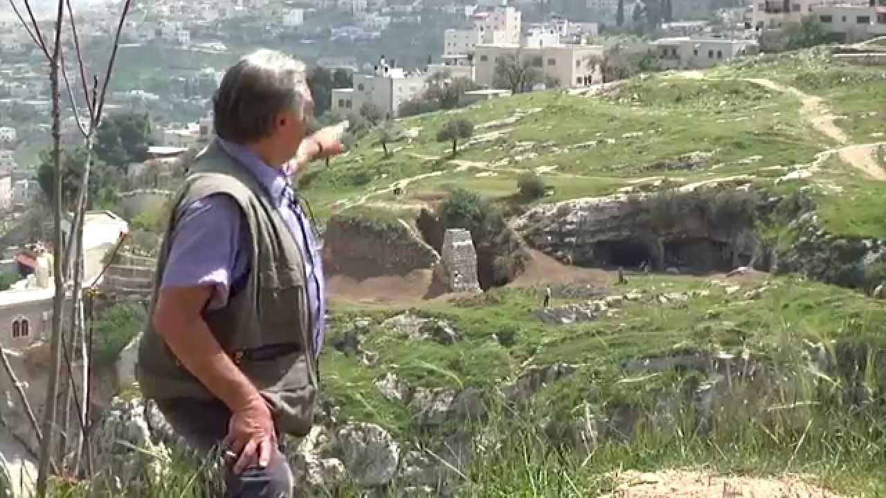 Image result for image of the potter's field in jerusalem
