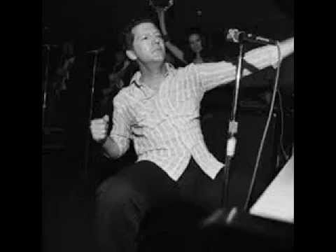 Jerry Lee Lewis  - 13 05 72 -  Amsterdam radio broadcast