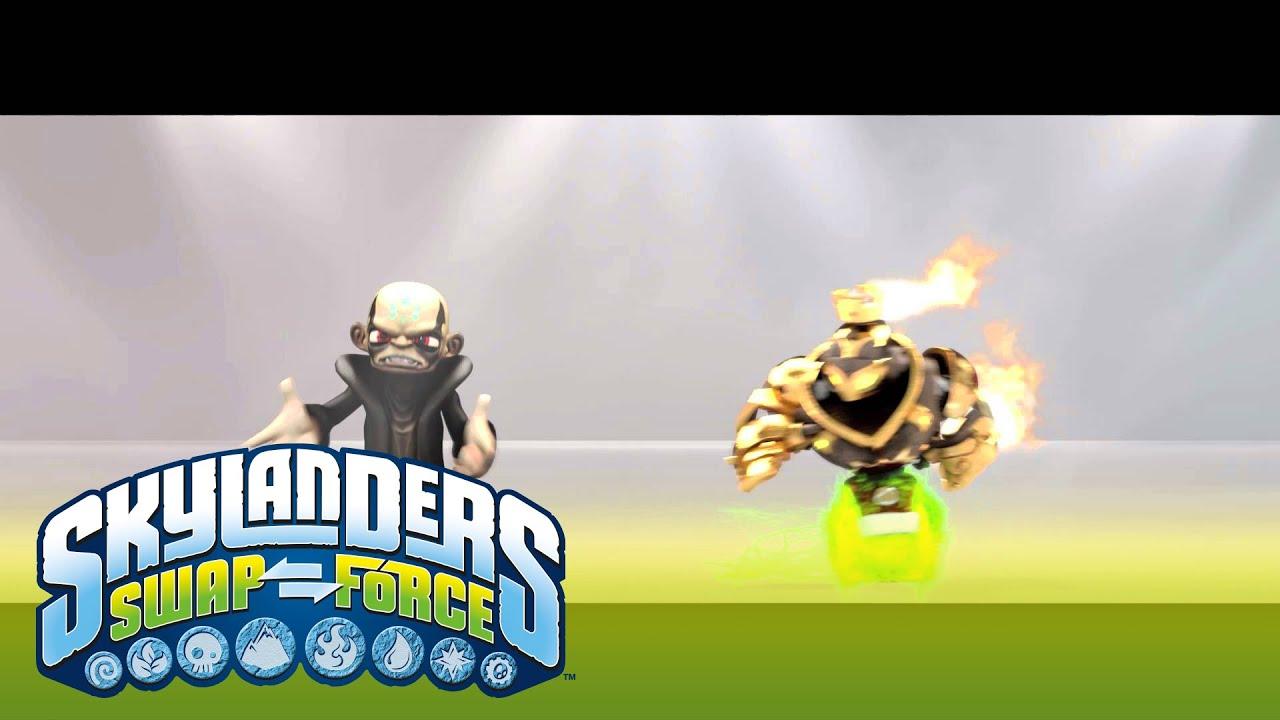 Skylanders SWAP Force - Trailer Oficial del E3 [ES] l SWAP Force l ...