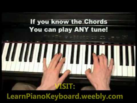 Learn How To Play The Piano And Keyboard Now! WATCH THIS!!!