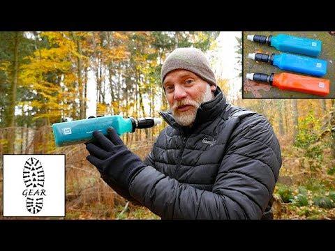 """Wasserfilter-System """"Select S1, S2 + S3"""" von Sawyer"""