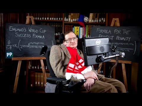 Stephen Hawking, Pop Culture Icon | NYT