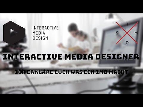 Interactive Media Designer der neue Beruf