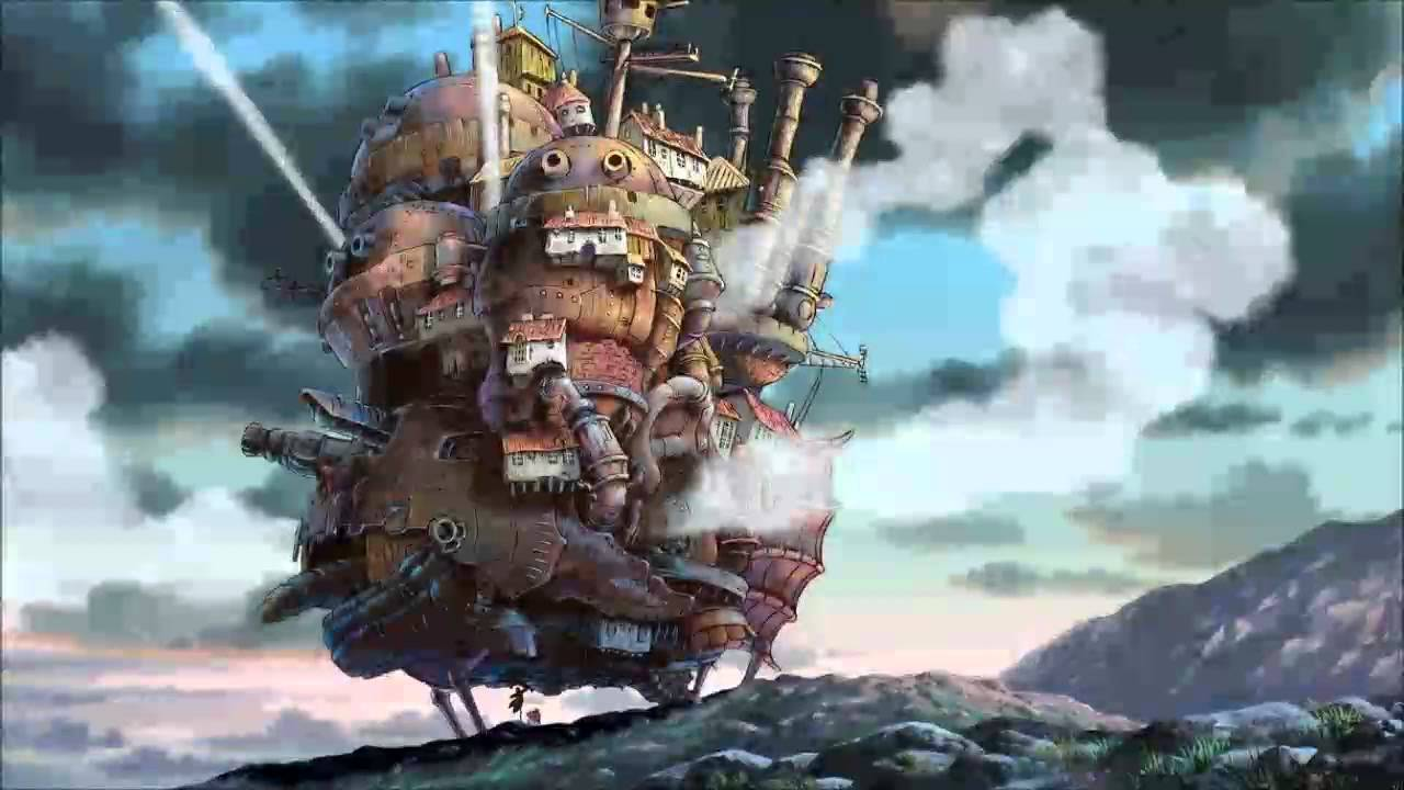 Download Merry Go Round of Life - Howl's Moving Castle (Joe Hisaishi)