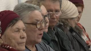 Телеканал Амурск - Народ против новой шашлычки в южном микрорайоне