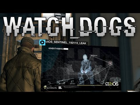 Watch Dogs - Kinect Easter Egg