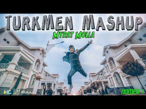 MYRAT MOLLA - TURKMEN MASHUP (2020 премьера клипа)