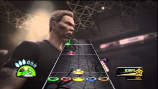 Guitar Hero Metallica - Nothing Else Matters - Expert - 100% - HD