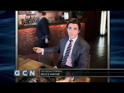 Gotham City News: Bruce Wayne 'The Dark Knight' Featurette