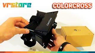 Обзор VR шлема ColorCross 3D