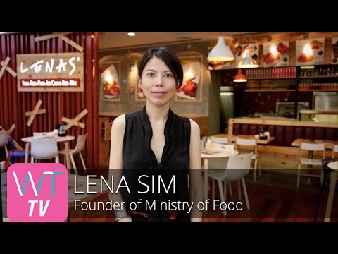 Lena Sim: Untold story of a successful Singaporean entrepreneur (short)